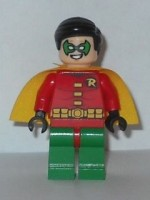 Robin - Very Short Cape