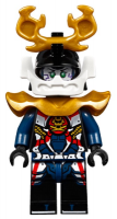 Samurai X (P.I.X.A.L.) - Sons of Garmadon / Hunted