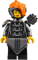 Misako (Koko) (Lady Iron Dragon) - The LEGO Ninjago Movie