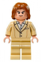 Lex Luthor - Tan Suit (76046)