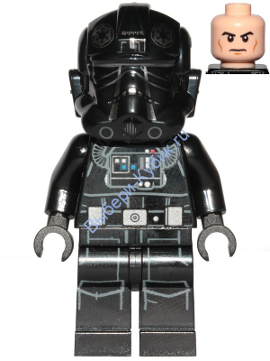 TIE Fighter Pilot (Frown)