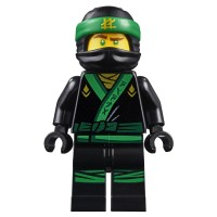 Lloyd - The LEGO Ninjago Movie, No Arm Printing