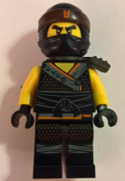 Cole - Sons of Garmadon with Scabbard