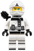 Zane - The LEGO Ninjago Movie, Black Quiver