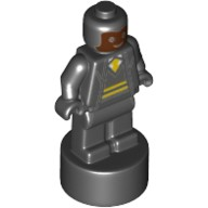 Hufflepuff Student Statuette / Trophy #2, Reddish Brown Face