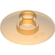 Trans-Orange Dish 2 x 2 Inverted (Radar)  6109454