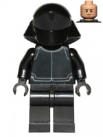First Order Crew Member (Light Flesh Head)