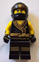 Cole - The LEGO Ninjago Movie, Arms with Cuffs