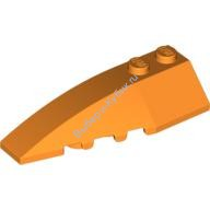 Bright Light Orange Wedge 6 x 2 Left  4525867 or 6028037
