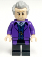 The Twelfth Doctor, Purple Coat