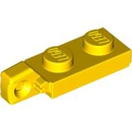 Yellow Hinge Plate 1 x 2 Locking with 1 Finger On End  4183041 or 4295303 or 4588025