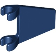 Dark Blue Flag 2 x 2 Trapezoid  4261792 or 4529551