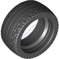 Black Tire 24 x 12 Low  6102596