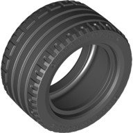 Black Tire 43.2 x 22 ZR  4184286
