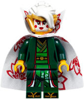 Harumi (The Quiet One) (Princess Outfit) - Sons of Garmadon