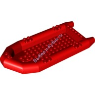 Red Boat, Rubber Raft, Large  4571142 or 6100961