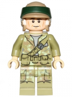 Endor Rebel Trooper 1 (Olive Green) (75094)