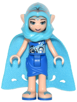 Naida Riverheart, Long Cape and Hood (41180)