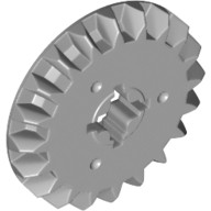 Light Bluish Gray Technic, Gear 20 Tooth Bevel  4211885 or 6031956