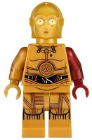 C-3PO - Dark Red Arm