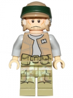 Endor Rebel Trooper 2 (Olive Green) (75094)