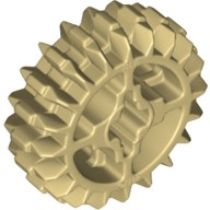 Tan Technic, Gear 20 Tooth Double Bevel  4514555 or 6084724