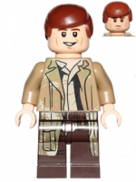 Han Solo (Endor Outfit) (75094)