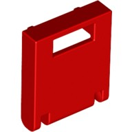 Red Container, Box 2 x 2 x 2 Door with Slot  434621 or 4521851