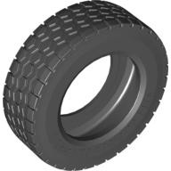 Black Tire 62.4mm D. x 20mm  4107807 or 4235705 or 4547373