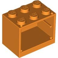 Orange Container, Cupboard 2 x 3 x 2  4520812 or 4619666 or 6039861